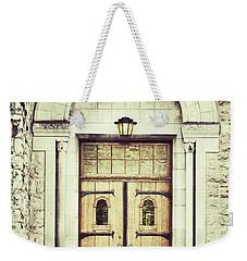Collegiate Weekender Tote Bag