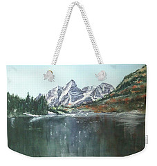 Colorado Beauty Weekender Tote Bag
