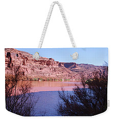 Colorado River After Rain - Utah Weekender Tote Bag