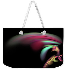 Colorful Flash Weekender Tote Bag