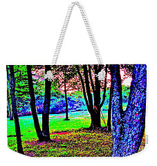 Colour Whore Weekender Tote Bag by Xn Tyler