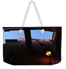 Weekender Tote Bag featuring the photograph Colours Of Light II by Andy Prendy
