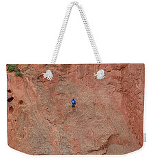 Coming Down The Mountain Weekender Tote Bag by Randy J Heath