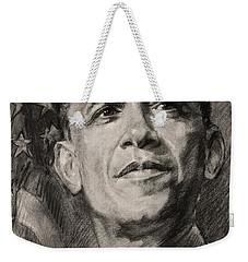 Commander-in-chief Weekender Tote Bag by Ylli Haruni