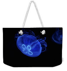 Common Moon Jelly Weekender Tote Bag