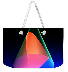Conic Section Parabola 6 Weekender Tote Bag