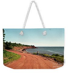 Contemplation Weekender Tote Bag by Kathy McClure