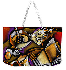 Cooking Weekender Tote Bag