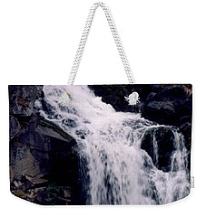 Weekender Tote Bag featuring the photograph Cool Clear Waters by Sharon Elliott