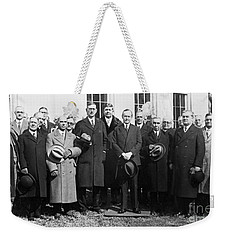 Coolidge: Freemasons, 1929 Weekender Tote Bag