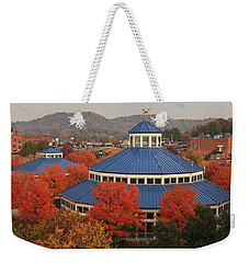 Coolidge Park Carousel Weekender Tote Bag