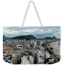 Copacabana Sunset Weekender Tote Bag