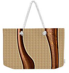 Copper Curve Weekender Tote Bag