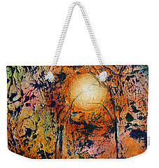 Copper Moon Weekender Tote Bag