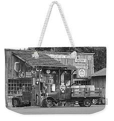 Corner Gas Station Weekender Tote Bag