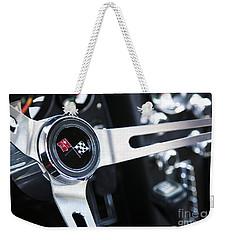 Corvette Flags Weekender Tote Bag
