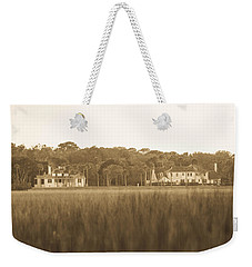 Weekender Tote Bag featuring the photograph Country Estate by Shannon Harrington