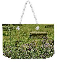 Country Gardens Weekender Tote Bag