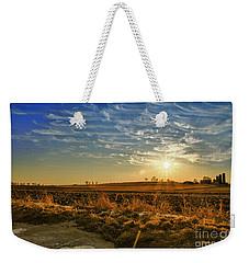 Country Light Weekender Tote Bag