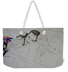 Cousins 3 Of 3 Weekender Tote Bag