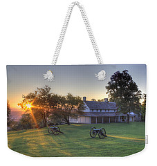 Cravens House Weekender Tote Bag by David Troxel
