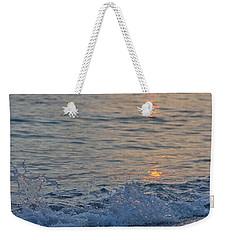 Crystal Blue Waters At Sunset In Treasure Island Florida 2 Weekender Tote Bag
