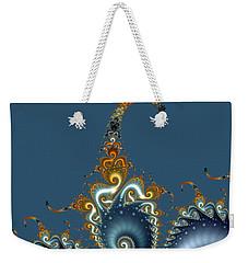 Curly Curly Weekender Tote Bag