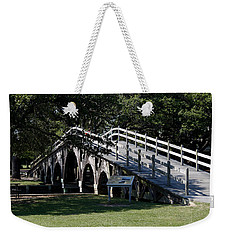 Weekender Tote Bag featuring the photograph Currituck2 by Karen Harrison