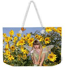 Daisy Faery Weekender Tote Bag