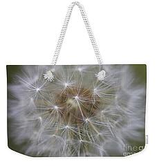 Dandelion Clock. Weekender Tote Bag