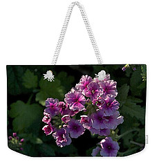Weekender Tote Bag featuring the photograph Dark by Joseph Yarbrough