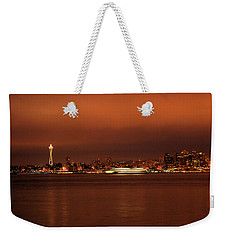 Daybreak Ferry Weekender Tote Bag