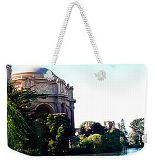 Daytime At The Well Of Inspiration Weekender Tote Bag