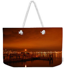 December Daybreak Weekender Tote Bag