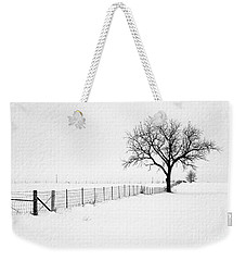 December Weekender Tote Bag