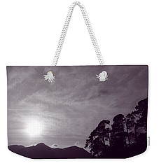 Weekender Tote Bag featuring the photograph Derwent Ripples by Linsey Williams