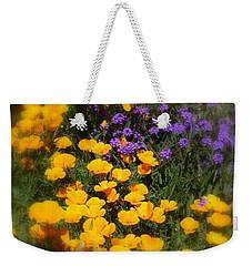 Desert Beauty Weekender Tote Bag by Carla Parris