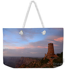 Desert View Watchtower Weekender Tote Bag