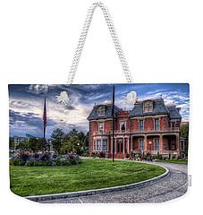 Devereaux Mansion Weekender Tote Bag