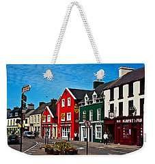 Dingle Bay Color Weekender Tote Bag