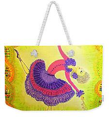 Dna Dancer Weekender Tote Bag