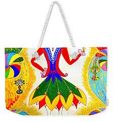 Dna Woman-eternal Life Weekender Tote Bag
