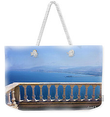 Weekender Tote Bag featuring the photograph Do-00492 Saidet El-nourieh by Digital Oil