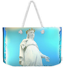 Do-00531 Our Lady Of Lebanon Weekender Tote Bag