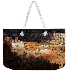 Weekender Tote Bag featuring the photograph Do You Bielive In Magic by Vicki Pelham