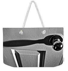 Doorknob Weekender Tote Bag by Bill Owen