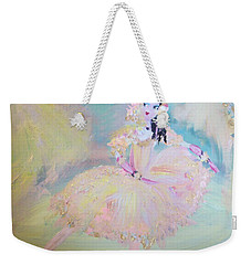 Dorothy Dancer Weekender Tote Bag by Judith Desrosiers