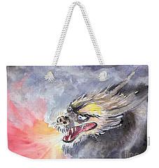 Dragon Of 2012  Weekender Tote Bag