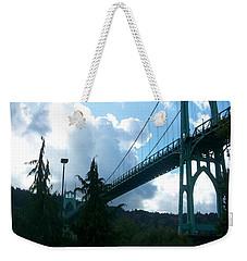 Dramatic St. Johns Weekender Tote Bag