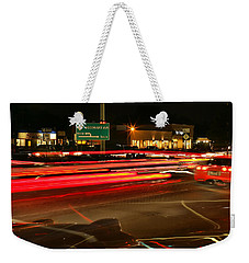 Weekender Tote Bag featuring the photograph Dream Cruisin' by Gordon Dean II